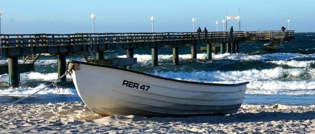 Rerick im Winter (Seebrücke)