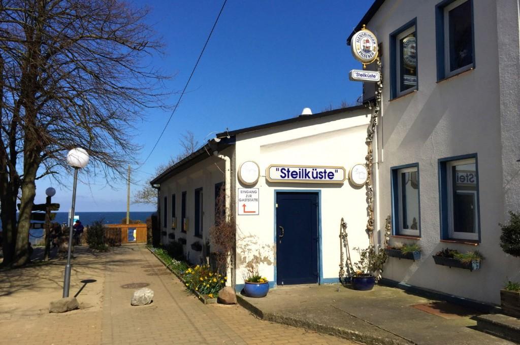 Fisch - Restaurant Steilküste Rerik