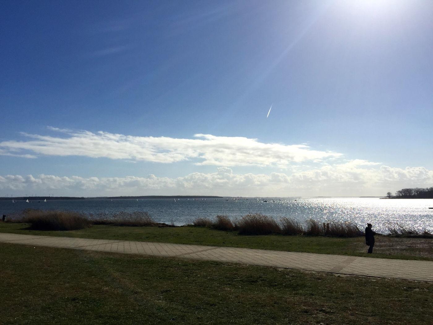 Radtour mit Kindern an der Ostsee, Rerik
