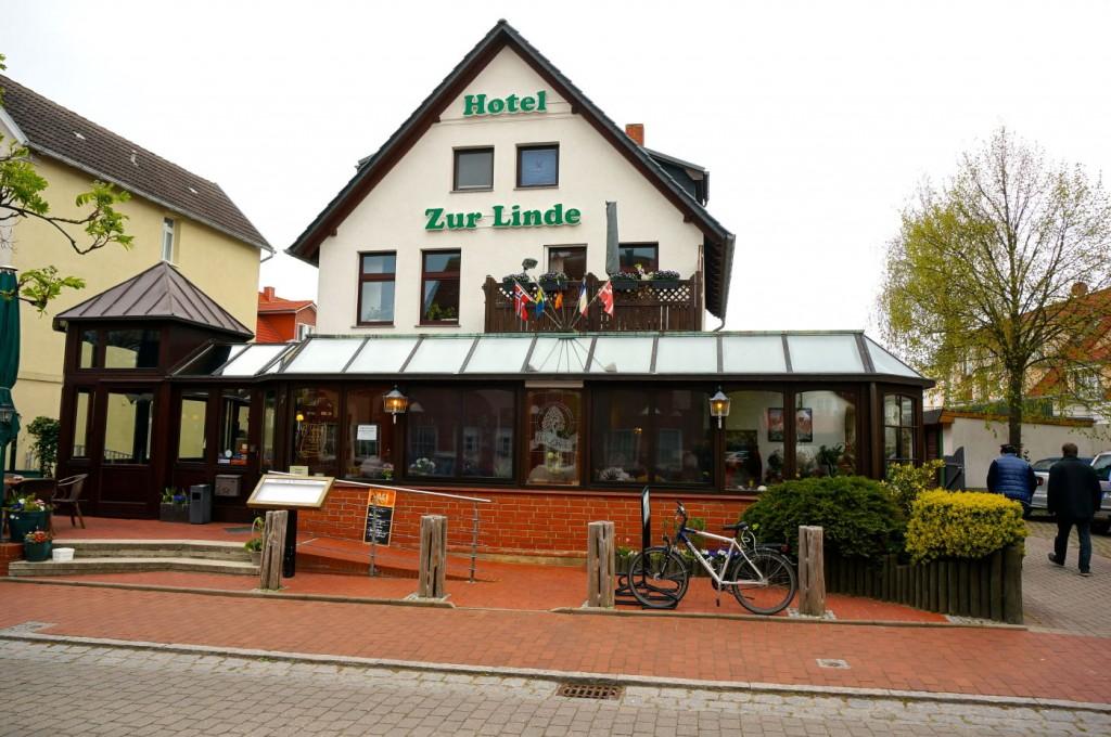 """Hotel und Restaurant """"Zur Linde"""" in Rerik"""
