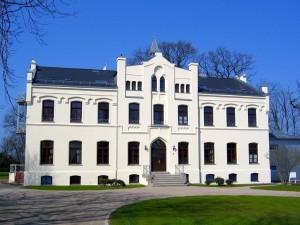 Ferienwohnung im Gutshaus an der Ostsee