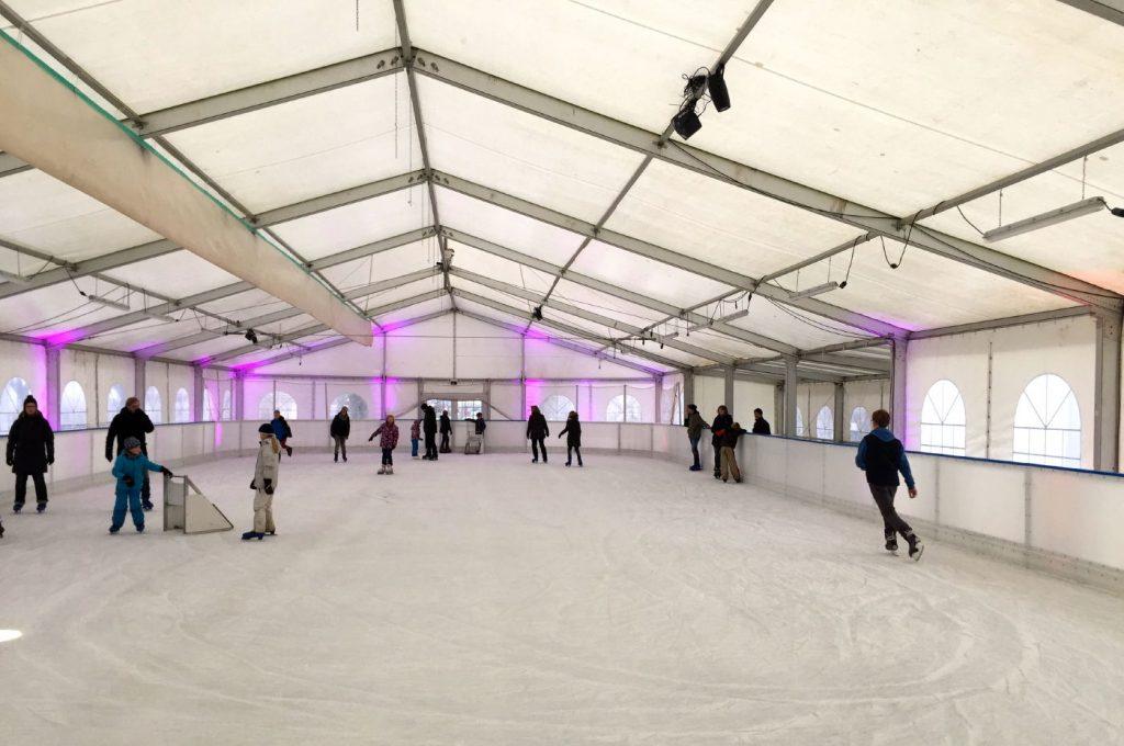 Eislaufhalle Kühlungsborn