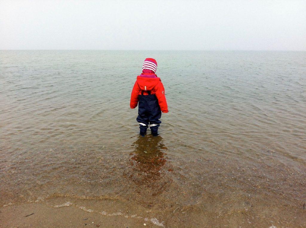 Kinder im Ostseebad Rerik
