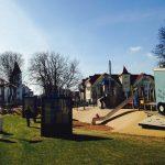 Kinderspielplatz an der Ostsee