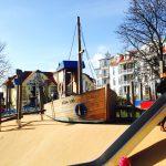 Kinderspielplatz in Kühlungsborn