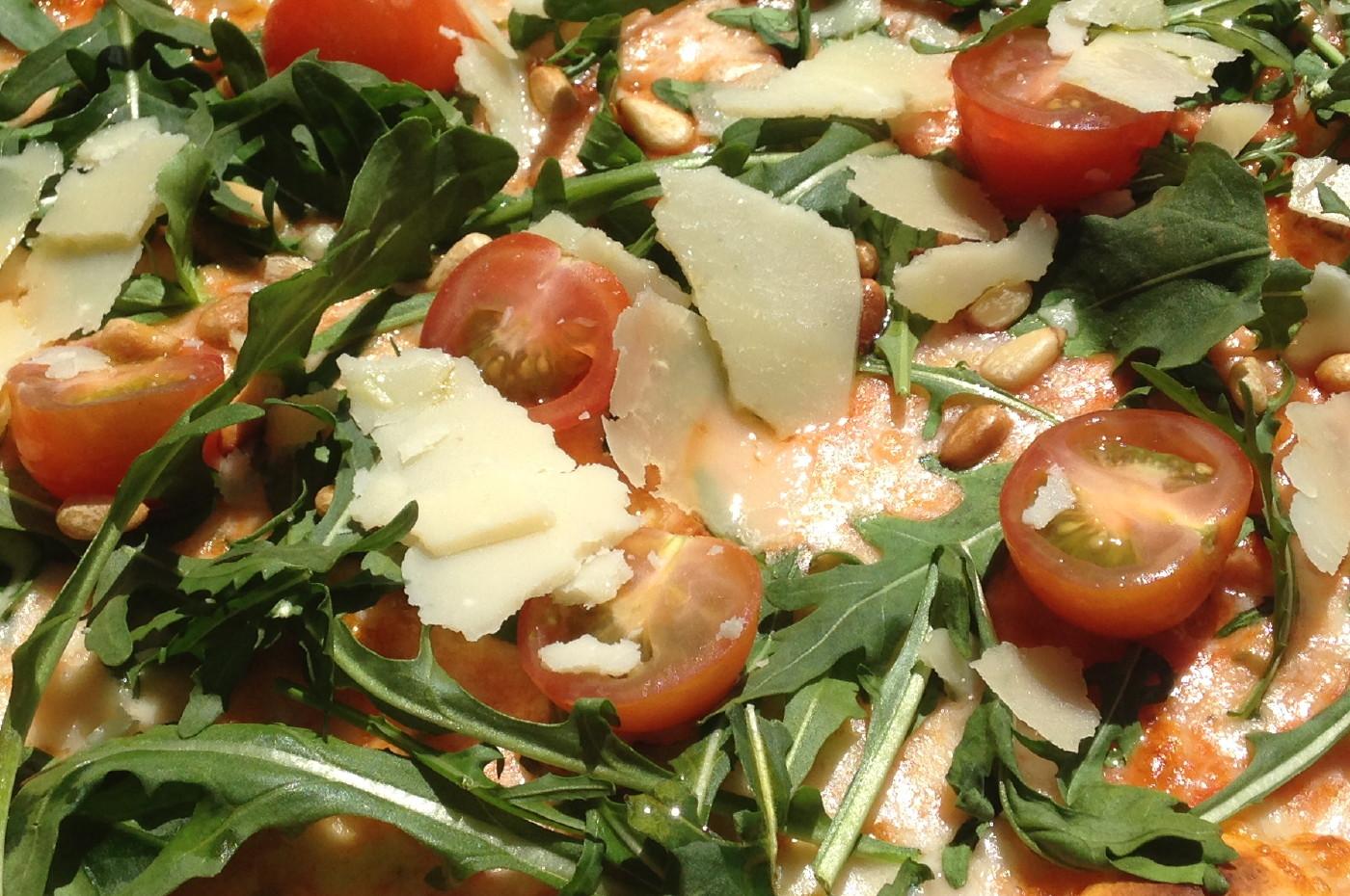 Pizza essen in Kühlungsborn