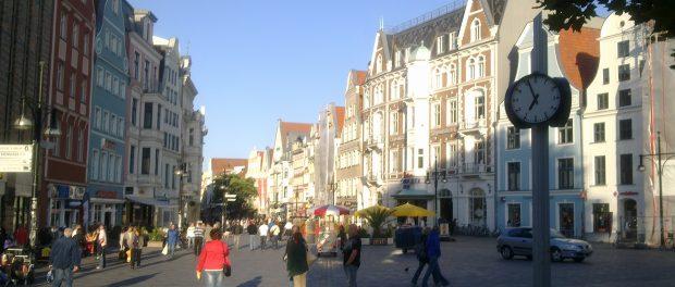 Ausflug nach Rostock