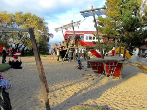 Molli Kinderspielplatz in Kühlungsborn Ost