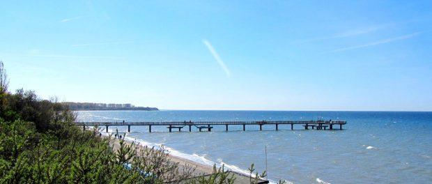 Seebrücke Rerik an der Ostsee