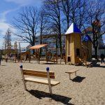 Neuer Kinderspielplatz in Kühlungborn West