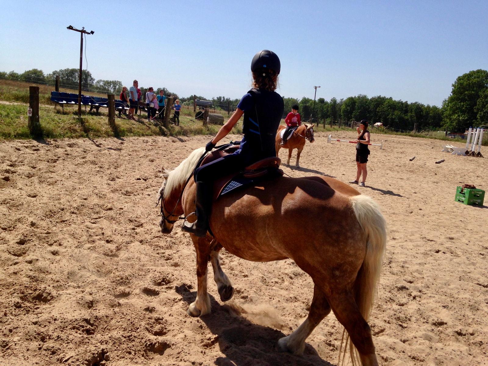 Kinder Reiterferien an der Ostsee