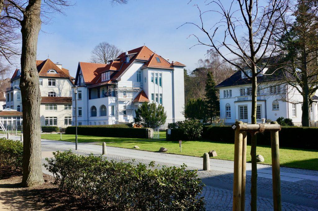 Villen in der Ostseeallee Kühlungsborn