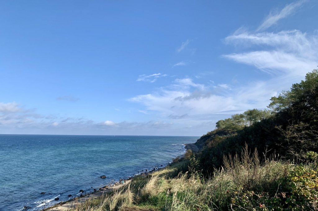 Steilküste Rerik